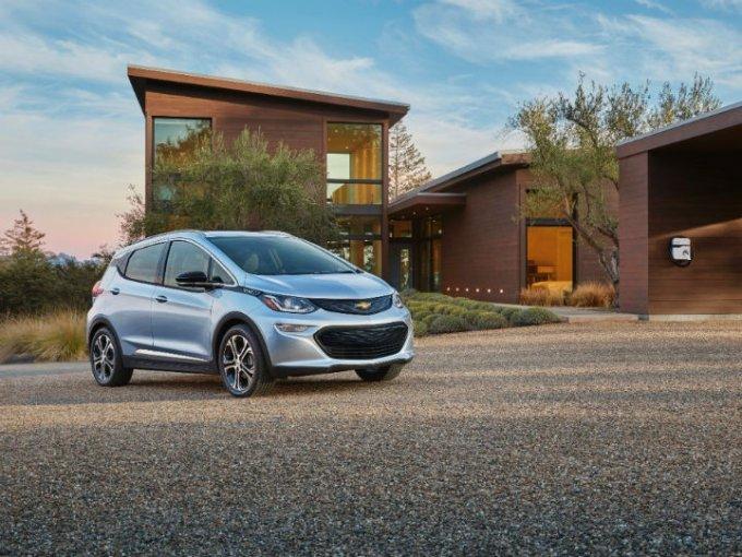 """El """"Auto del año Norteamérica"""" llega a México con una apuesta interesante: el mayor rango del mercado. Foto: Chevrolet"""