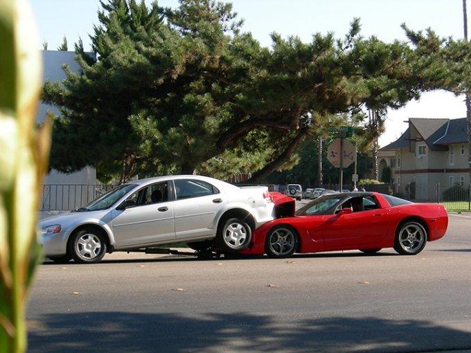 Cerca de ocho 1.000 cien accidentes viales se registran diariamente en todo el país; tan sólo en el Estado de México acontecen 1.000 trescientos percances viales al día, un promedio de 54 accidentes cada hora. Foto: Flickr