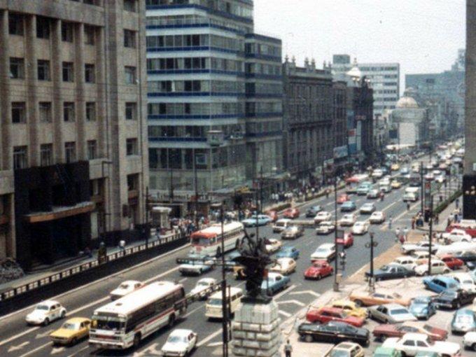 Una referencia obligada en la historia de nuestra ciudad. Foto: La Ciudad de México en el Tiempo