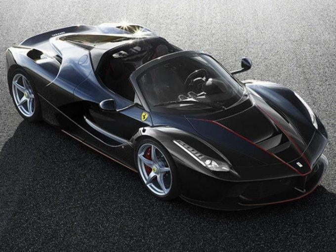 La producción de dicho modelo estará limitada a 209 unidades, las cuales sólo serán vendidas a clientes seleccionados por Ferrari. Foto: Ferrari