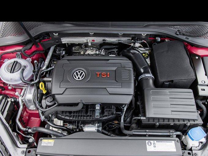 Los motores turbocargados son cada vez más populares debido a la tendencia de tener motores más niños con mayor potencia. Foto: Volkswagen