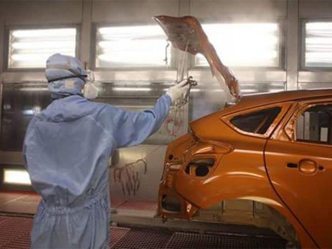 Ford pagó 65 millones de dólares a San Luis Potosí por anular la planta que proyectaba en éste estado. Foto: Twitter @FordMX