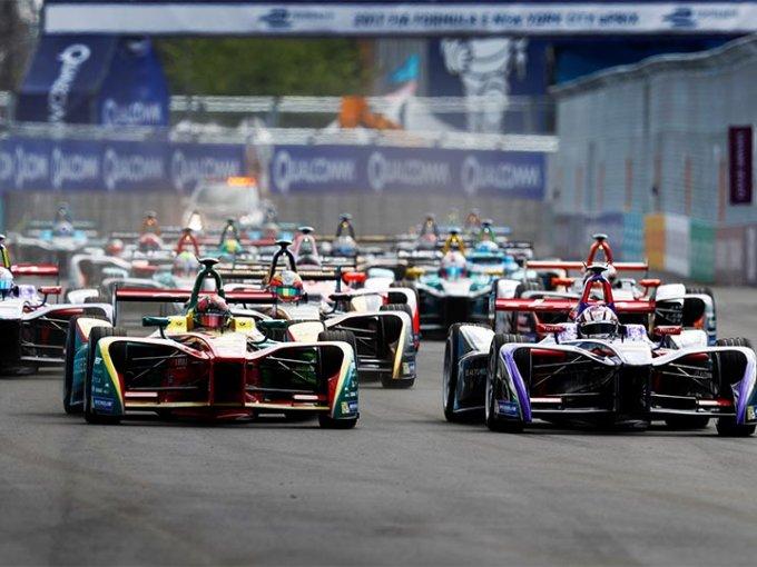 Mercedes Benz correrá en la Fórmula E. Foto: Fórmula E