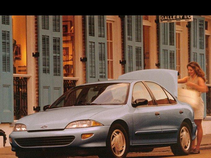 El Cavalier fue muy popular en los 90 por su relación valor-precio. Foto: Flickr
