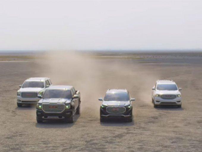 GMC ofrece una gama completa de camionetas dedicadas a ofrecer cualquier tipo de soluciones a los conductores. Foto: GMC