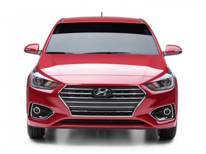 El modelo competirá con sedanes como Nissan Versa, VW Vento ó Kia Rio. Foto: Hyundai