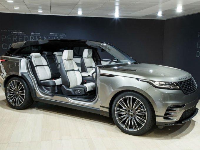Land Rover ha decidido contribuir al cuidado del medio ambiente por medio de la supresión de la piel en ciertos modelos. Foto: Land Rover