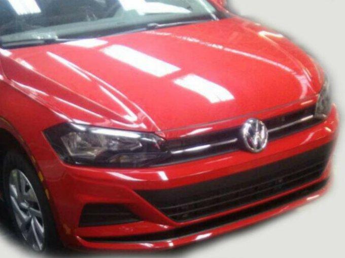 El VW Virtus, sera fabricado en la planta de Volkswagen en Brasil. Foto: Especial