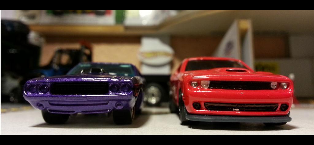 Razones por las que el legendario Challenger es parte de Hot Wheels