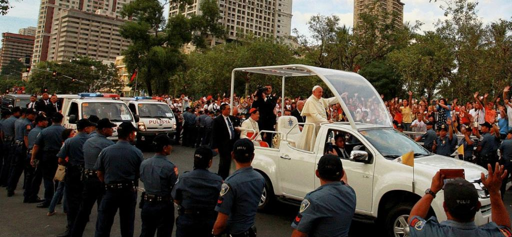 Conoce las vialidades afectadas por seis días durante visita del Papa Francisco