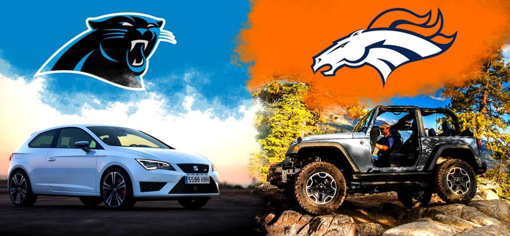 Si los equipos de NFL fueran coches ¿cuáles serían?