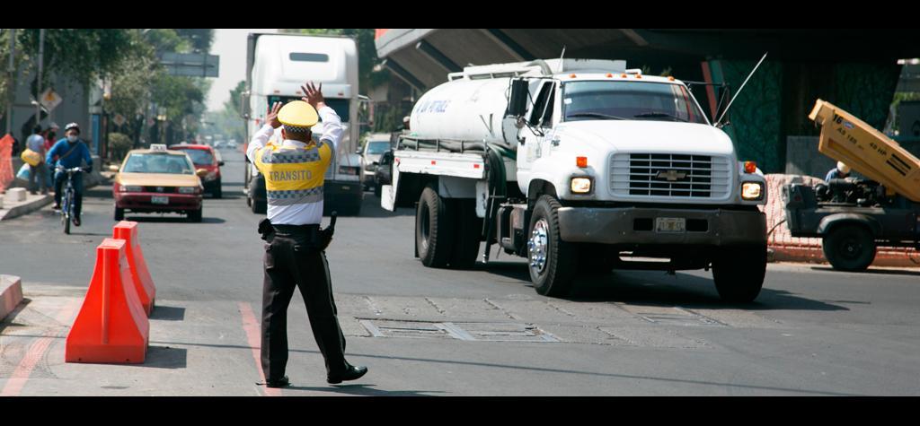 ¿Qué falla en el Reglamento de Tránsito de la Ciudad de México?