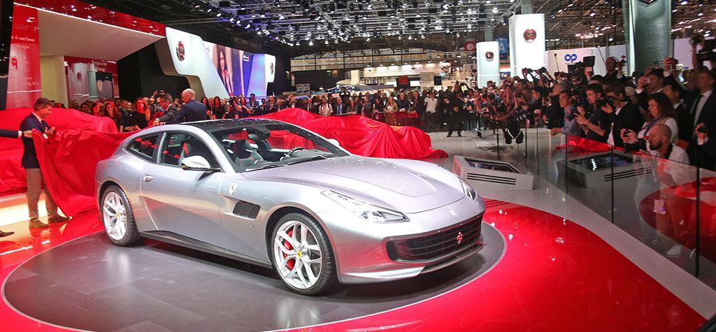 Ferrari GTC4 Lusso, la respuesta italiana a las camionetas deportivas