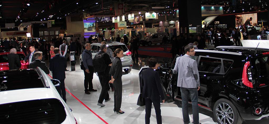 No te pierdas la cobertura completa del Autoshow de París