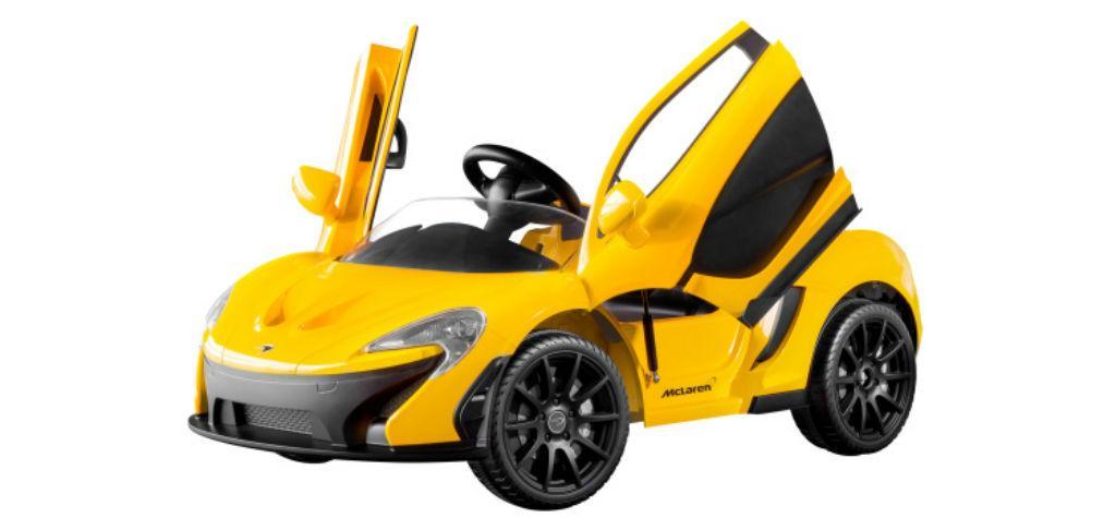 Un auténtico McLaren cuesta menos de 10 mil pesos