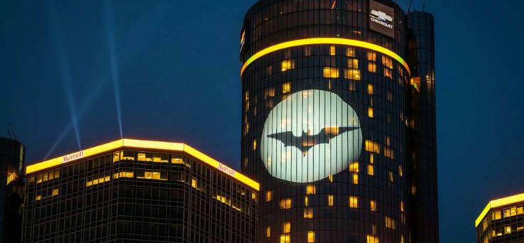 Así luce el nuevo Batimóvil de Batman