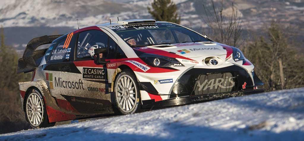 Hagan sus apuestas: el WRC está por comenzar