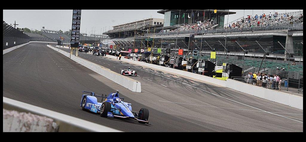 Fernando Alonso sigue ganándose el respeto en las 500 Millas de Indianápolis