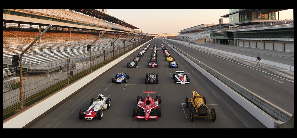 Los autos que revolucionaron las carreras en Indianápolis