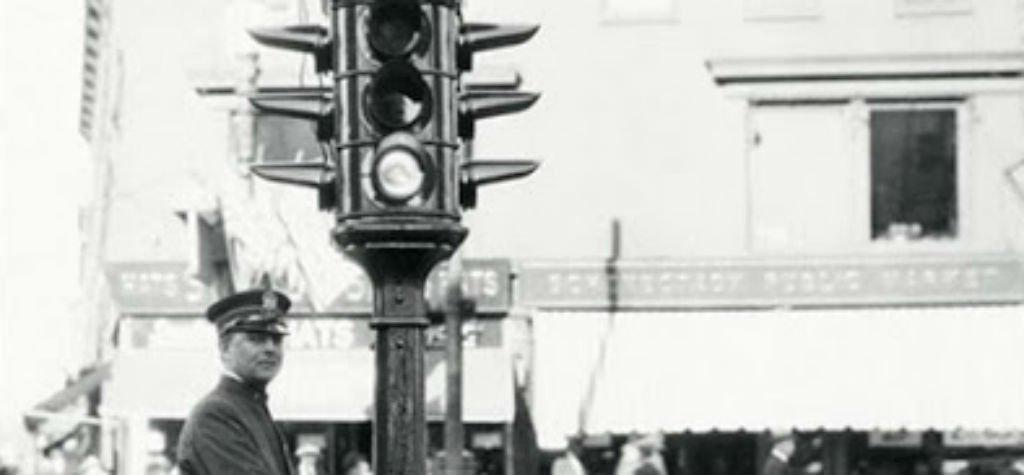 La curiosa historia del origen de los semáforos