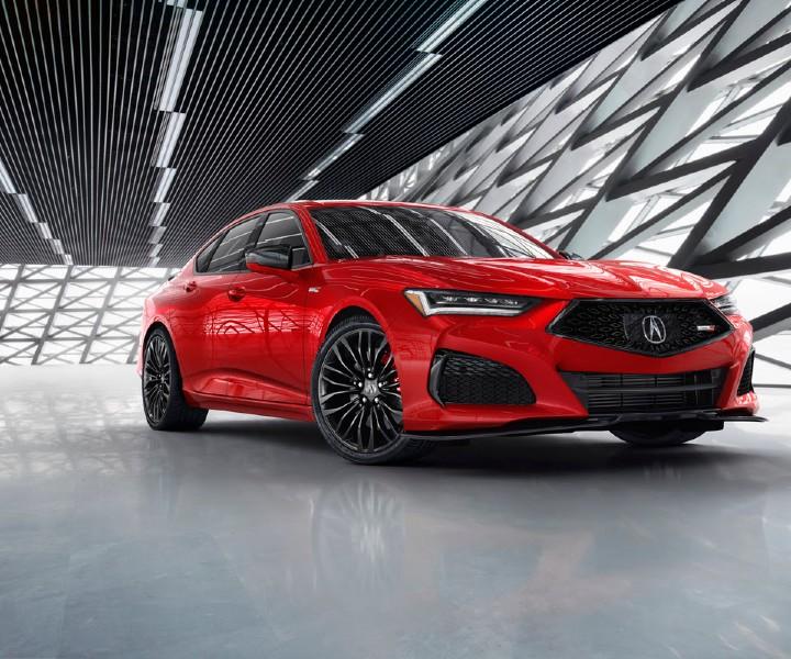 Acura TLX 2021 Que Lo Hace El Más Veloz En La Historia De